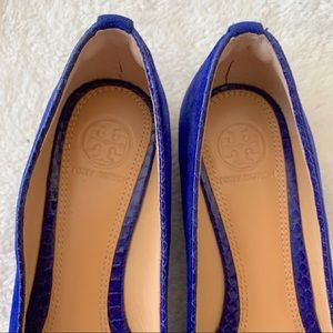 cfec58e077f Tory Burch Shoes - tory burch connely smoking slipper suede pointed